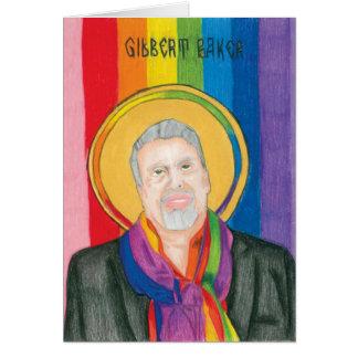 Gilbert Baker Occasion Card