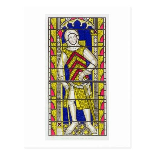Gilbert de Clare, 3rd Earl of Gloucester (1243-95) Post Cards