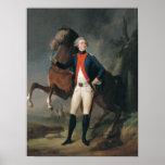 Gilbert Motier  Marquis de la Fayette, 1788 Poster