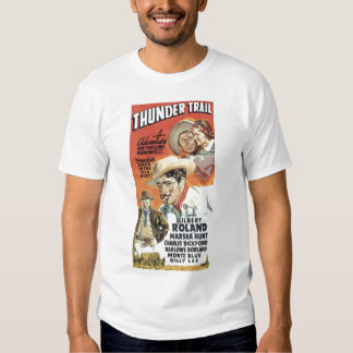 Gilbert Roland 1937 vintage movie poster T-shirt