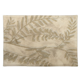 Gilded Foliage I Placemat
