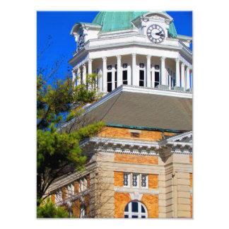 Giles County, TN - Courthouse Photo
