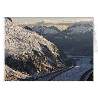 Gilkey Trench, Juneau Icefield (Blank Inside) Greeting Card