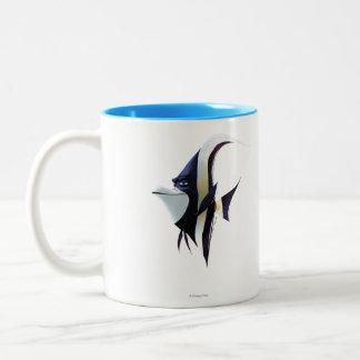 Gill 1 Two-Tone coffee mug