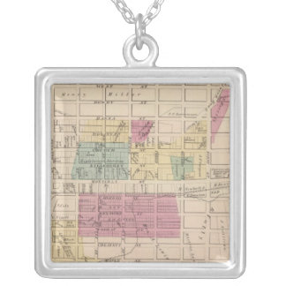 Gilroy, California Silver Plated Necklace