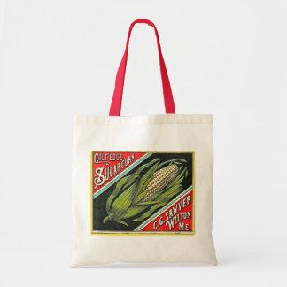 Gilt Edge Sugar Corn - Vintage Crate Label Bag