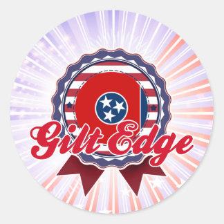 Gilt Edge, TN Sticker