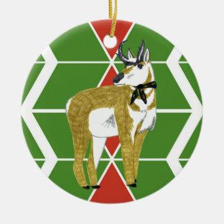 Gilwell Antelope Chevron Ornament
