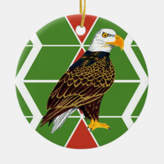 Gilwell Eagle Chevron Ornament