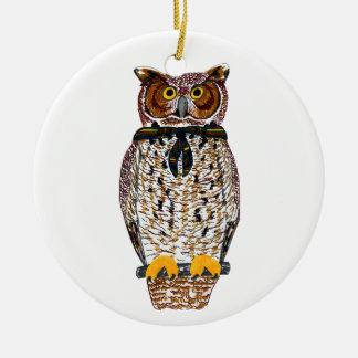 Gilwell Owl Ornament