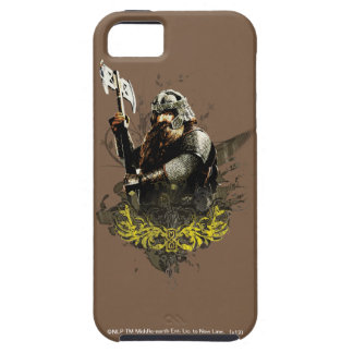 Gimli With Ax Vector Collage iPhone 5 Cases