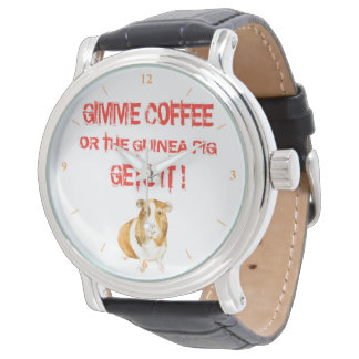 Gimme Coffee! Watch
