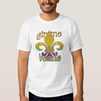 Gimme da beads shirts