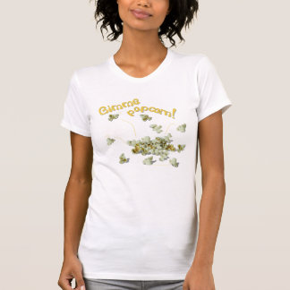 Gimme Popcorn Popcorn Lovers T-Shirt