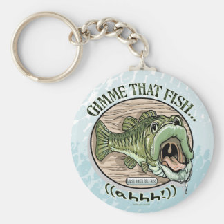 Gimme That Fish Ahhh Gift Ideas Key Chains