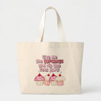 Gimme the Cupcakes Tote Bags