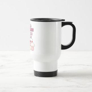 Gimme the Cupcakes Travel Mug