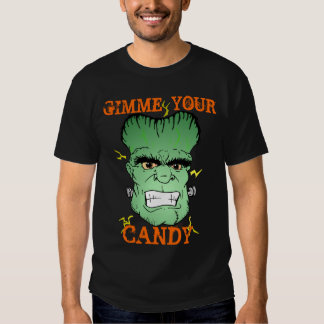 GIMME YOUR CANDY TEE SHIRTS