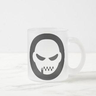 Gimp Ideology Frosted Glass Mug