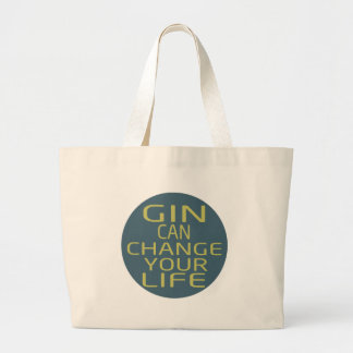Gin Can Change Your Life Bags