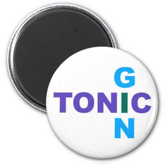 Gin Tonic Longdrink cocktail Magnet