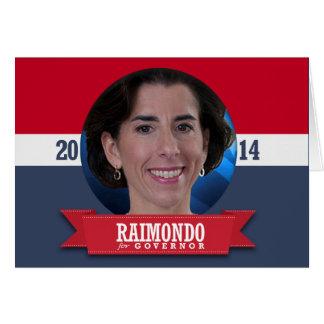 GINA RAIMONDO CAMPAIGN GREETING CARDS