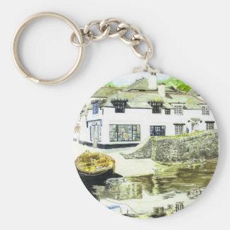 'Gina's' Keychain