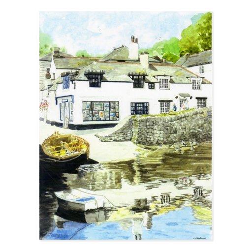 'Gina's' Postcard