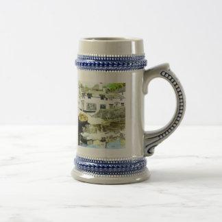 'Gina's' Stein Coffee Mug