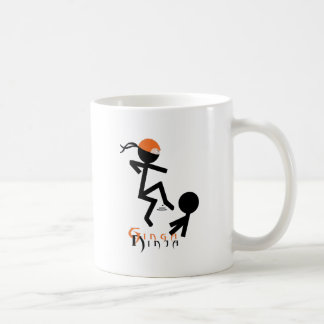 Ginga Ninja Coffee Mug