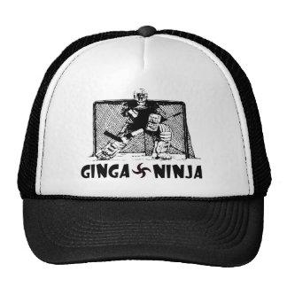 Ginga Ninja - Hockey Goalie Cap