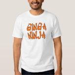 GINGA NINJA. TEE SHIRTS