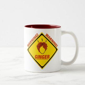 Ginger Alert Mug