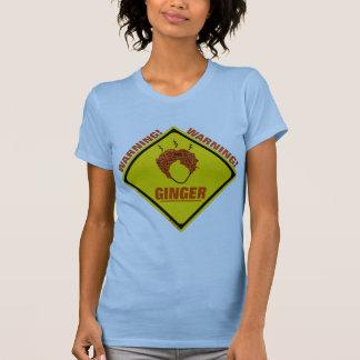 Ginger Alert! T Shirts