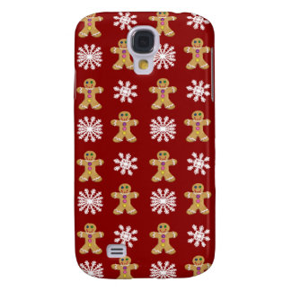 Ginger and Snow Galaxy S4 Case