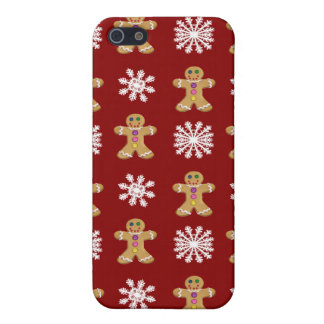 Ginger and Snow iPhone 5/5S Covers