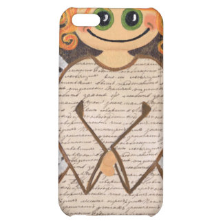 Ginger Angel Iphone Cover Case For iPhone 5C