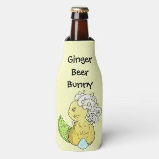 Ginger Beer Bunny Bottle Cooler