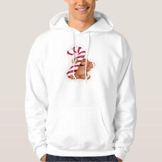 Ginger Bread - Basic Hooded Sweatshirt