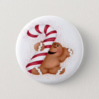 Ginger Bread - Button