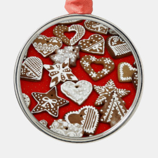 Ginger Bread Cookies Christmas Ornament