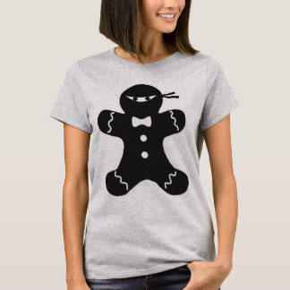 Ginger Bread Ninja T-Shirt
