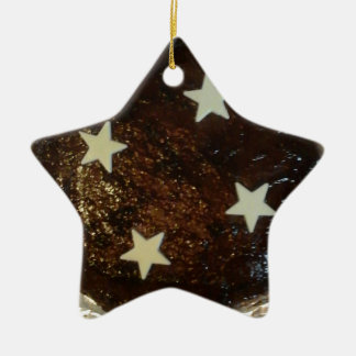 Ginger cake christmas ornament