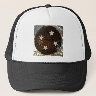 Ginger cake trucker hat