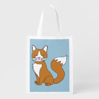 Ginger Cat Bag