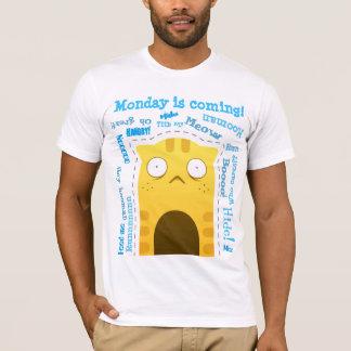 Ginger Cat Basic T-Shirt