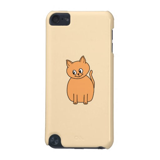 Ginger Cat. iPod Touch 5G Cover