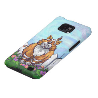Ginger Cat Electronics Samsung Galaxy SII Cases