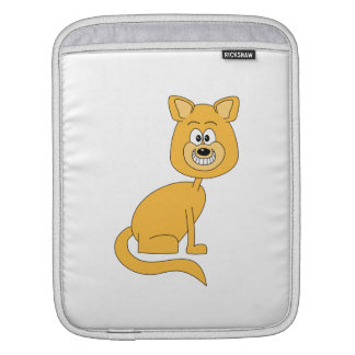 Ginger Cat. iPad Sleeves