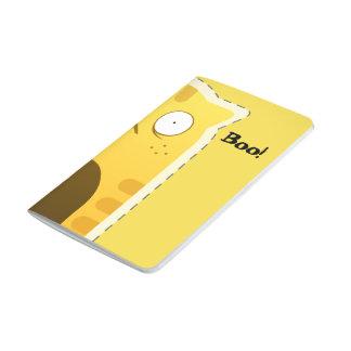 Ginger Cat pocket journal